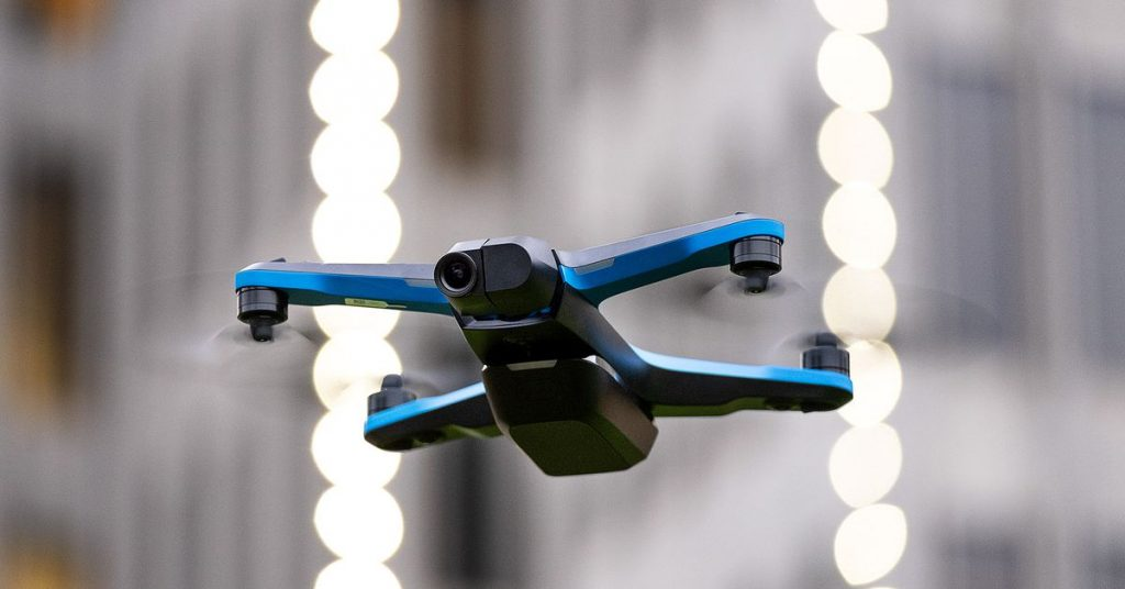 The FAA is opening the door a crack for self-flying drones like Skydio to reach their potential