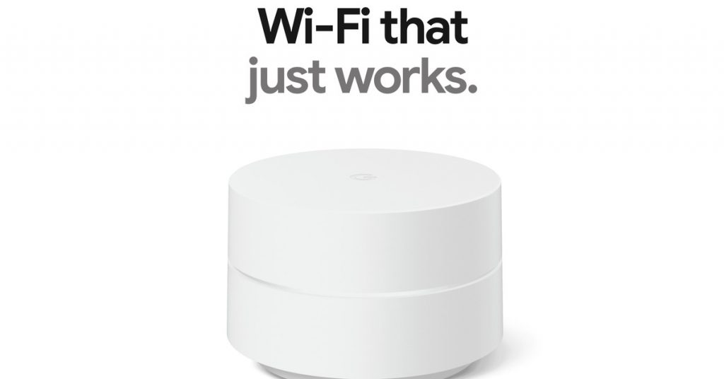 The original Google Wifi gets a new $99 price tag and power supply
