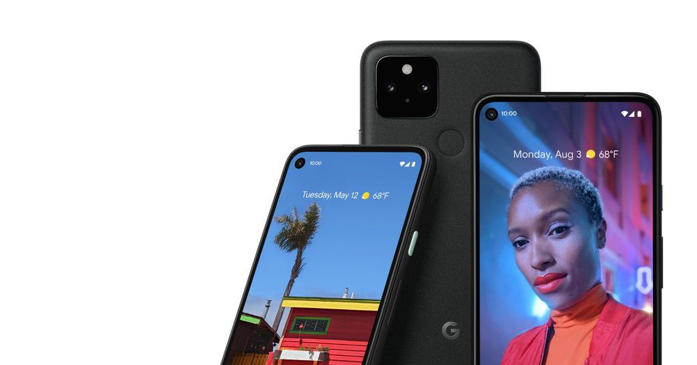 The Pixel 5 and 4A 5G play it safe