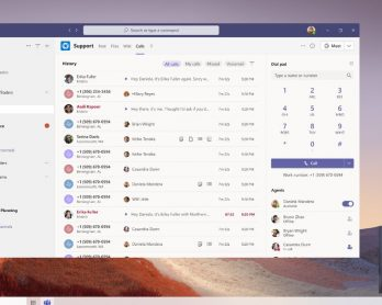 Microsoft Teams gets an overhauled calling interface, CarPlay support, and more